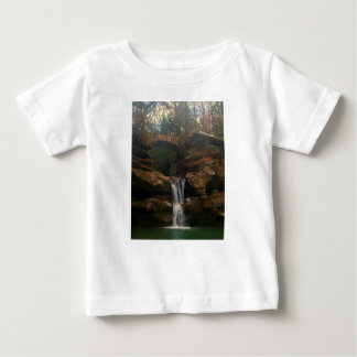 Old Mans Cave Upper Falls Ohio Baby T-Shirt