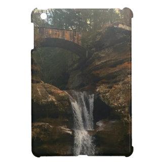 Old Mans Cave Upper Falls Ohio iPad Mini Covers