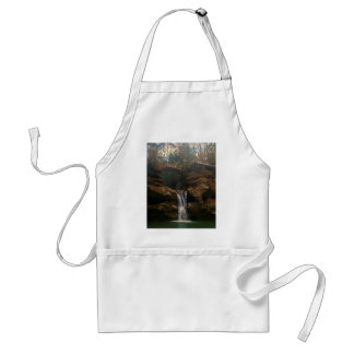 Old Mans Cave Upper Falls Ohio Standard Apron