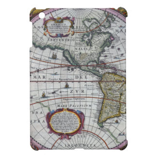 old map Americas Case For The iPad Mini
