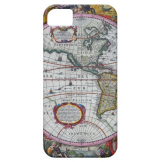 old map Americas iPhone 5 Case