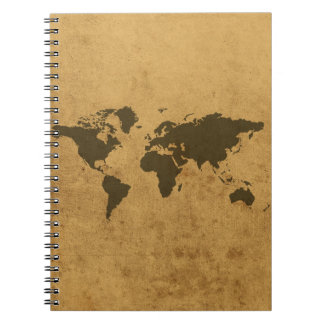 Old Map Notebooks