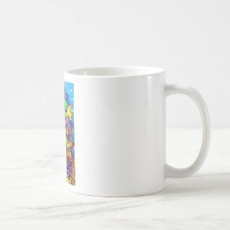 Old Masterpiece by Piliero Basic White Mug