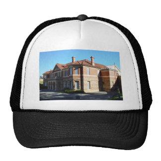 Old Mental Asylum At Mount Claremont In Western Au Trucker Hats