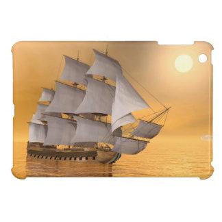 Old merchant ship - 3D Render iPad Mini Cover