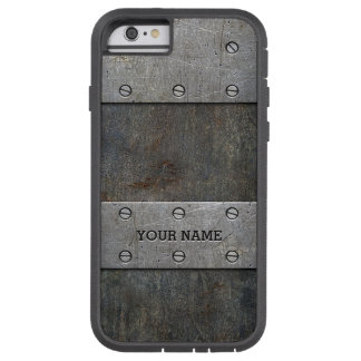 Old Metal Look Tough Xtreme iPhone 6/6s Case