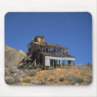 Old Mine Entrance Mouse Pad