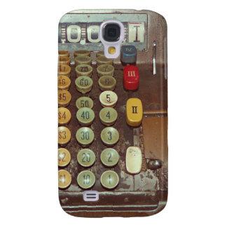 Old Money - Antique Cash Register Machine Galaxy S4 Covers