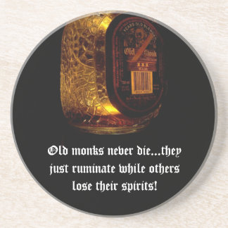Old Monks Coasters