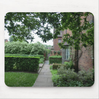 Old Moseley Hall in the West Midlands Mousepad