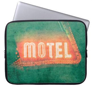 Old Motel Laptop Sleeve