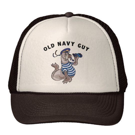 Old Navy Guy T-Shirt Cap