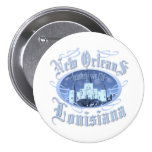 Old New Orleans 7.5 Cm Round Badge
