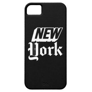 Old New York Barely There iPhone 5 Case