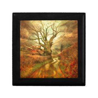 Old Oak Tree ....... Gift Box