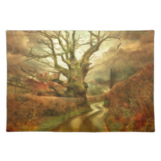 Old Oak Tree ....... Placemat