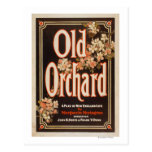 Old Orchard a Play of New England Life Poster Post Cards