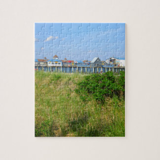 Old Orchard Beach Jigsaw Puzzle