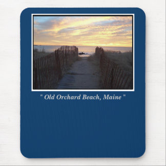 "Old Orchard Beach, Maine, "" Old Orchard Beach, ... Mouse Pad"