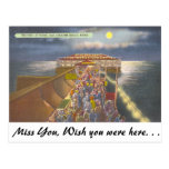 Old Orchard Beach, Maine Post Cards