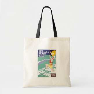 Old Orchard Beach Vintage Travel Bags