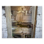 Old Outhouse - Photography Print Photo Print