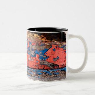 Old Paint Two-Tone Coffee Mug