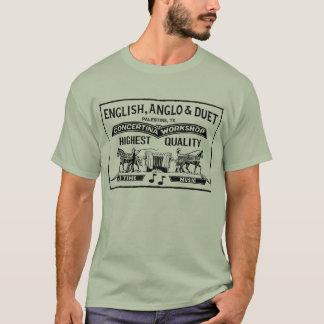 Old Pal Concertina t-shirt