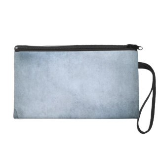 old paper with watercolor wristlet purse