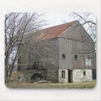 Old Pennsylvania Bank Barn Mouse Pads