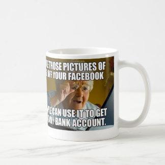 Old People! Coffee Mug