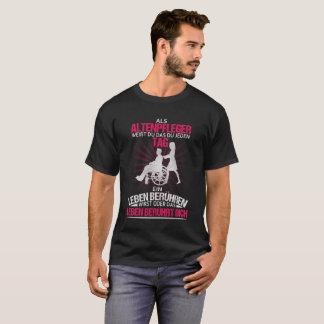 Old person male nurse T-Shirt