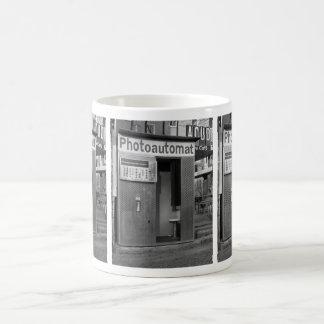 Old photo booth 001.003.3, Berlin Coffee Mug