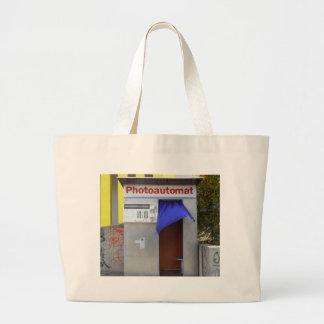 Old photo booth 004 01.0 large tote bag