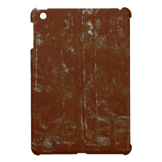 Old photo of spring forest iPad mini cover