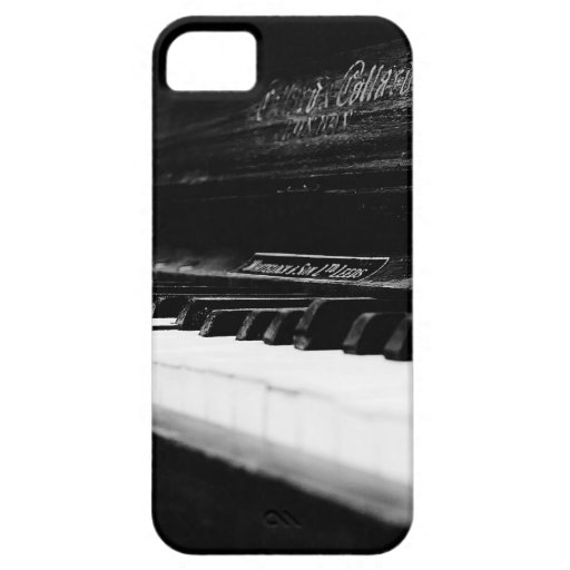 Old Piano iPhone 5 Case