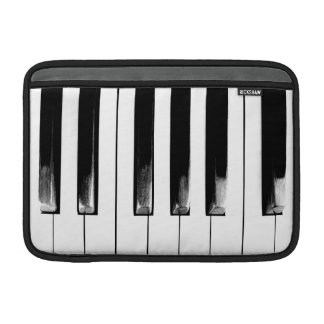 Old Piano Keys Funny Cool Sleeves For MacBook Air