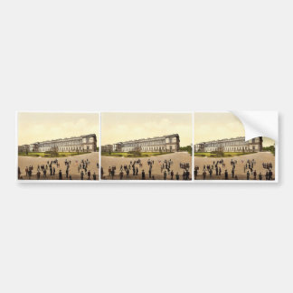 Old Pinakothek Munich Bavaria Germany magnifice Bumper Sticker