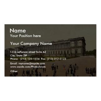 Old Pinakothek Munich Bavaria Germany magnifice Business Card Template