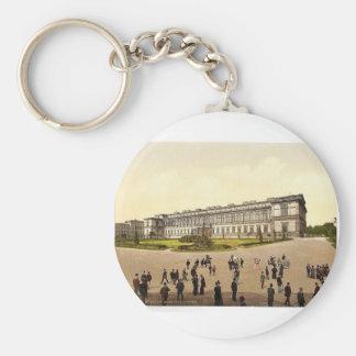 Old Pinakothek Munich Bavaria Germany magnifice Keychains