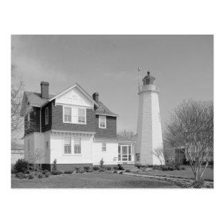 Old Point Comfort Lighthouse Postcard
