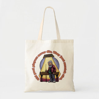 Old Pool Players Budget Tote Bag