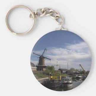 Old Port, Wijk bij Duurstede Key Ring