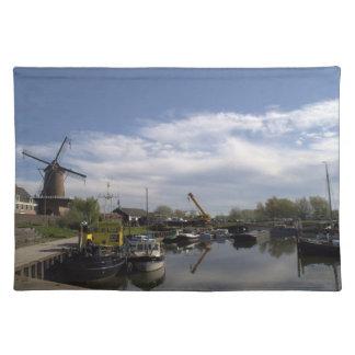 Old Port, Wijk bij Duurstede Placemat
