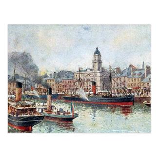 Old Postcard - Aberdeen, Scotland