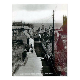 Old Postcard - Aldeburgh, Suffolk