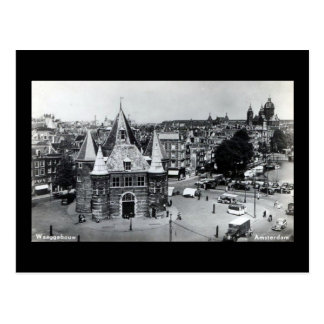Old Postcard, Amsterdam Postcard