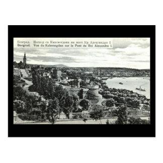 Old Postcard, Belgrade Postcard