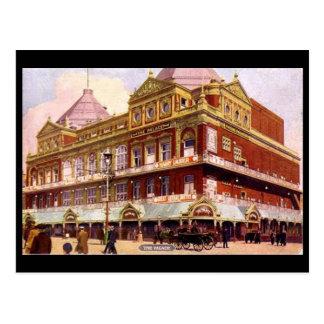 Old Postcard - Blackpool, Lancashire