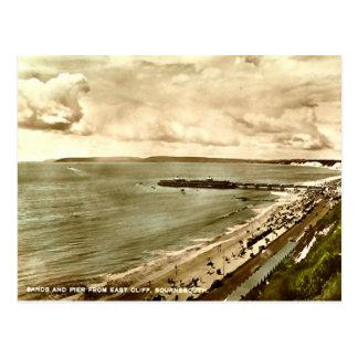 Old Postcard - Bournemouth, Dorset